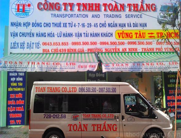 hình ảnh xe Toàn Thắng VT
