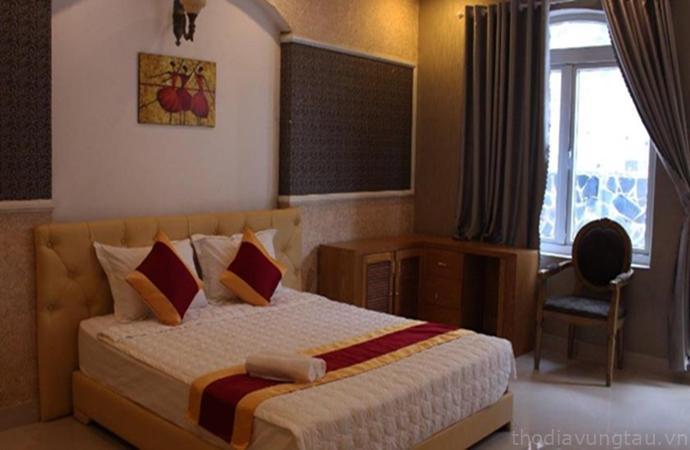 phòng ngủ Bãi trước Hotel