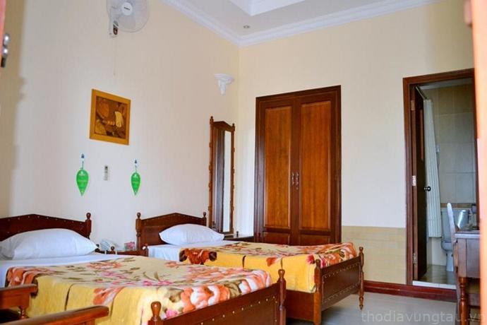 phòng ngủ Hương Sen 2 Hotel