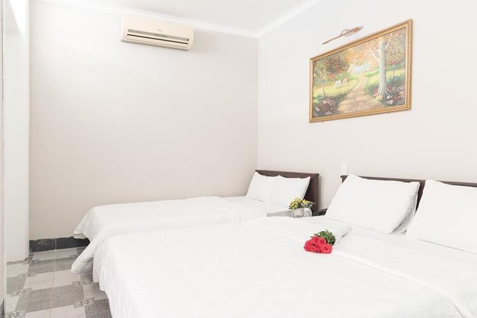 phòng ngủ ở SeaSala Hotel