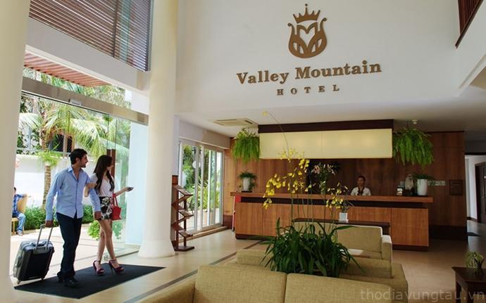 Khách sạn Valley Mountain