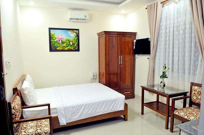 Khách sạn Lotus Apartment Vũng Tàu