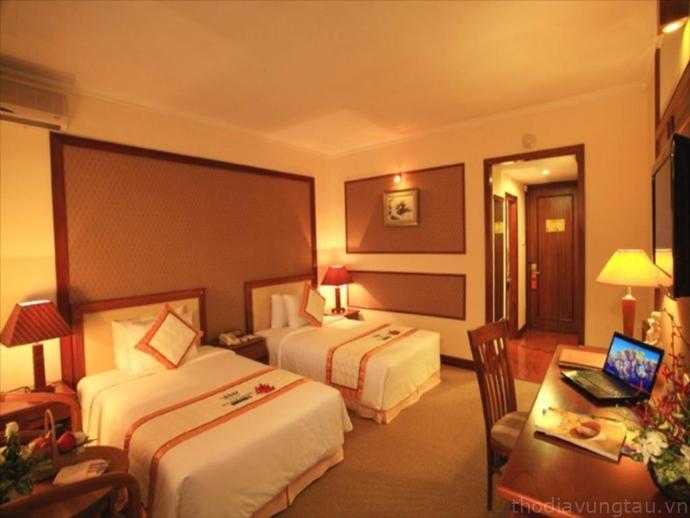 phòng ngủ Khách sạn Palace