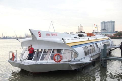 phương tiện di chuyển đến vũng tàu