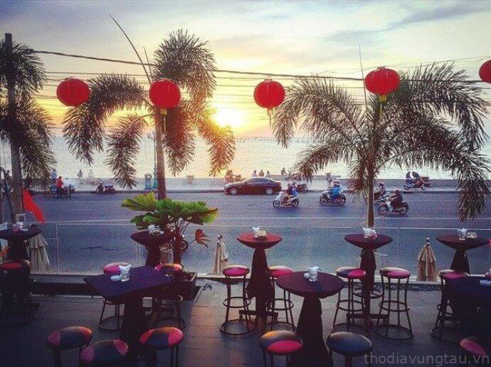 Cafe Ô cấp Vũng Tàu