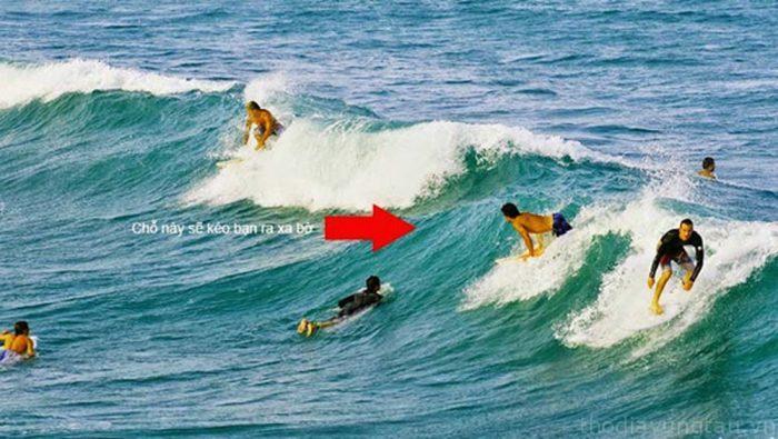 cách tắm biển an toàn
