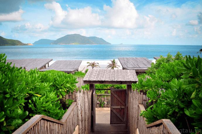 Six Senses Côn Đảo có tầm nhìn tuyệt đẹp