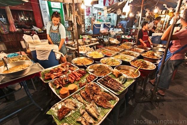 Lễ hội ẩm thực Vũng Tàu