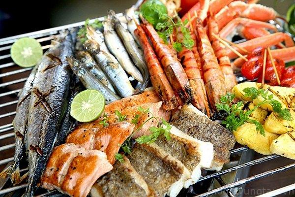 festival ẩm thực Vũng Tàu