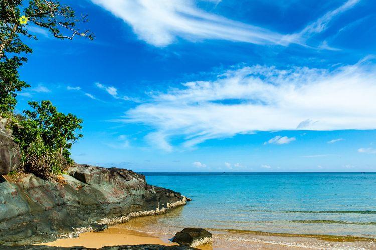 Phong cảnh Côn Đảo