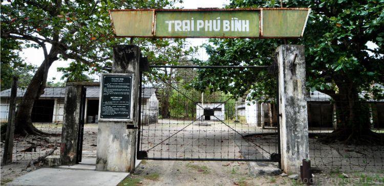 Trại Phú Bình Côn Đảo