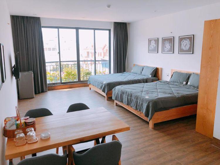 Thiết kế phòng ngủ đẹp và sang trọng