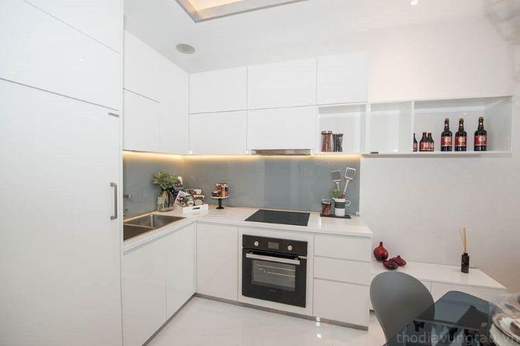 Phòng bếp căn hộ The Sóng Vũng Tàu