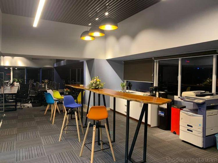 coworking space - không gian làm việc chung