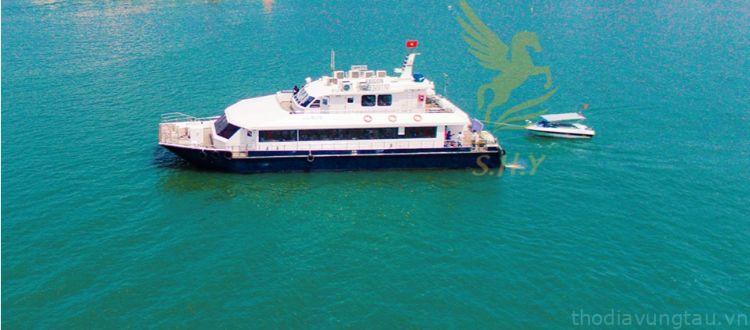 du thuyền Sea Horse Yacht Vũng Tàu