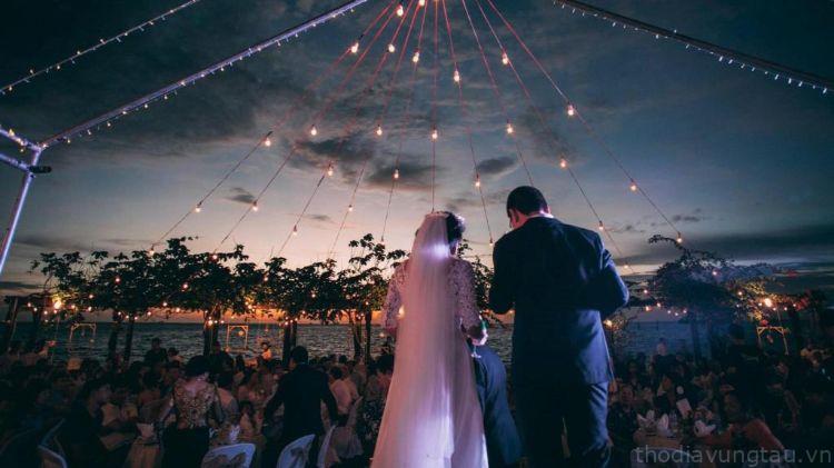 lễ cưới tại Bình An Village Vũng Tàu