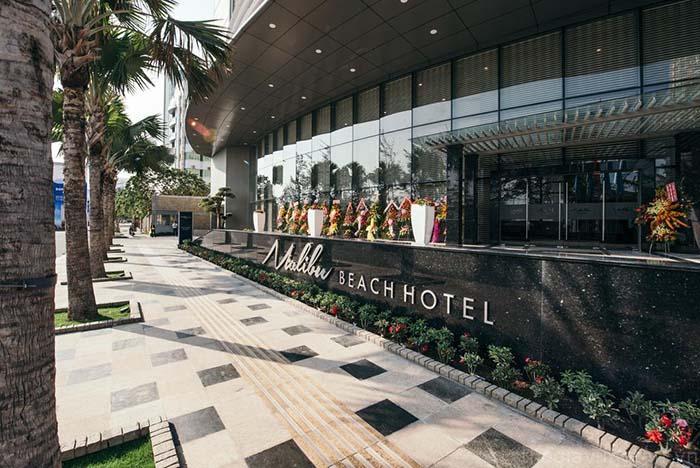 Thiết kế bên ngoài Malibu Hotel