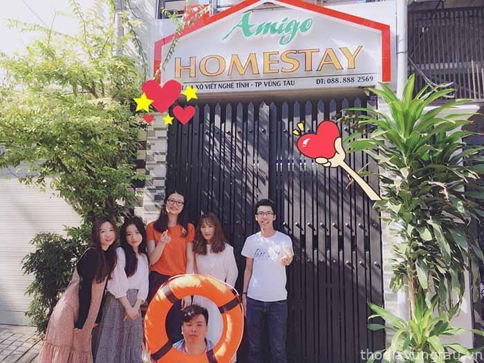 Homestay Amigo Vũng Tàu