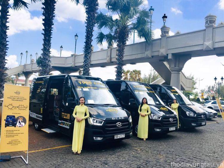 xe khách Hải Vân
