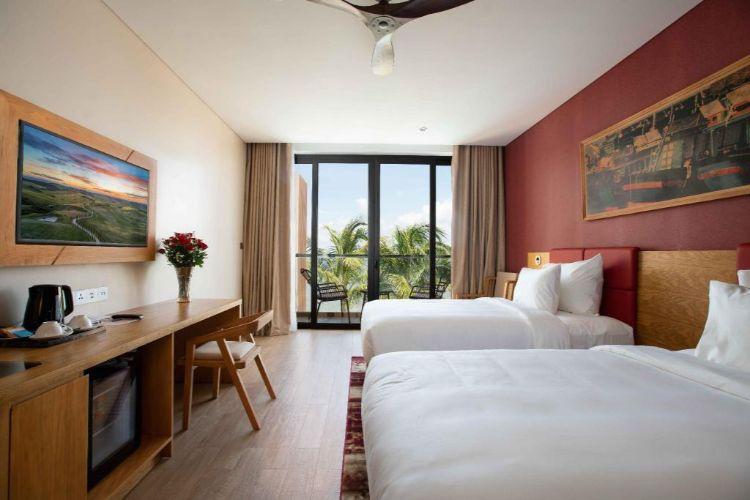 phòng ngủ Marina Bay
