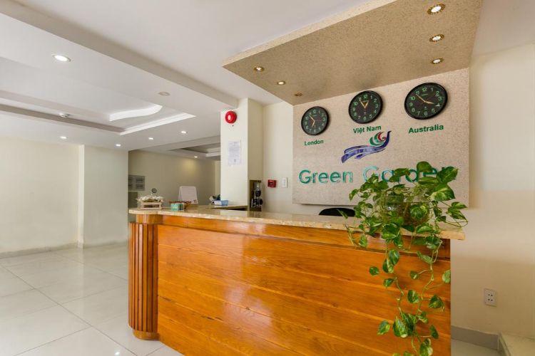 OYO 482 Green Garden Hotel