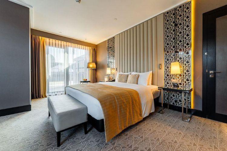 doubletree hotel mỹ