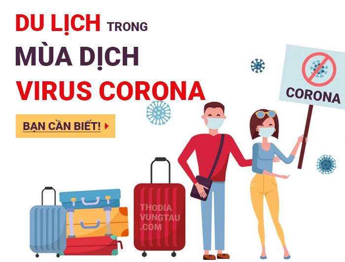 du lich trong mua dich virus corona