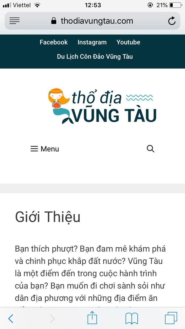 thodiavungtau.com trên di động