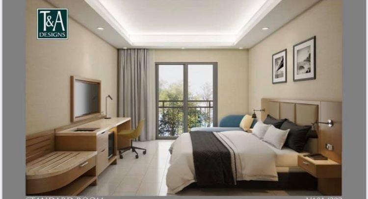 Phòng nghỉ Marina Bay Côn Đảo Hotel